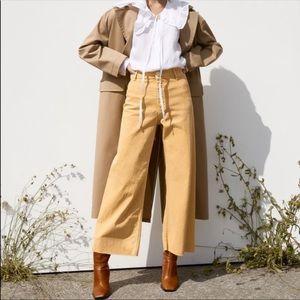 Zara Marine Straight jeans